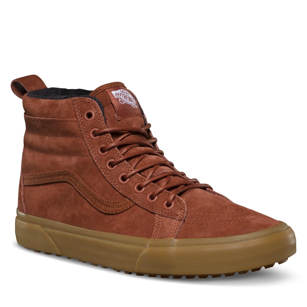 Men's SK8 Hi MTE Sneakers in Brown