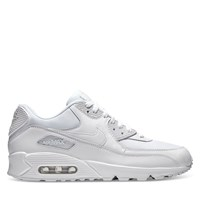 Baskets Air Max 90 blanches pour hommes