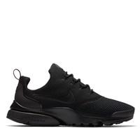 Men's Presto Fly Sneaker in Black