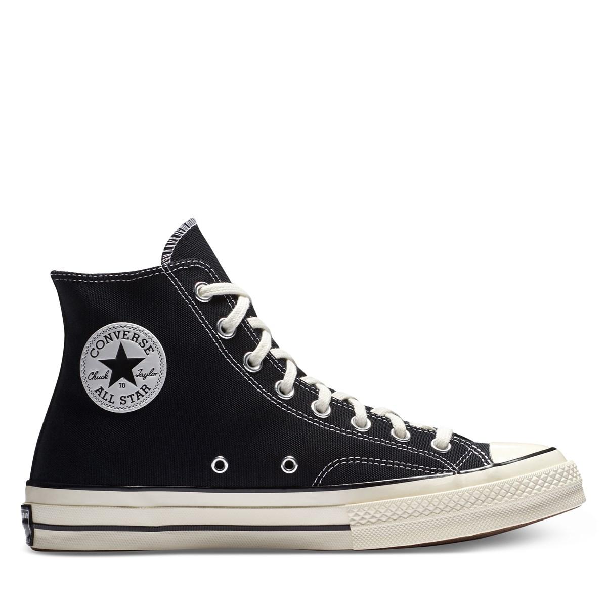 Chuck 70 Vintage Hi Sneakers in Black