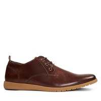 Men's Benito Lace-Up Shoe in Brown