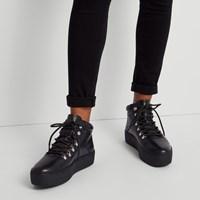Baskets Jessie noires pour femmes