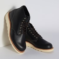 Women's 3450 Round Toe Boots in Black
