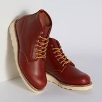 Women's 3452 Round Toe Boots in Cognac