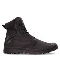 Men's Pampa SC Shadow WPR Boots in Black