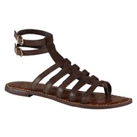 Women's Gilda Dark Brown Sandal