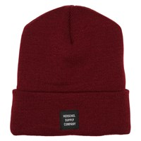 Abbott Beanie in Red