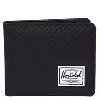 Hank Coin Black Wallet