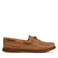 Women's Authentic Original 2-Eye Tan Boat Shoe