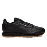 Men's Classic Leather Black Sneaker