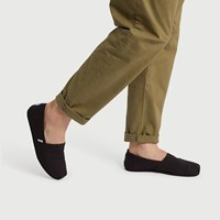 Men's Seasonal Classics Black Slip-On