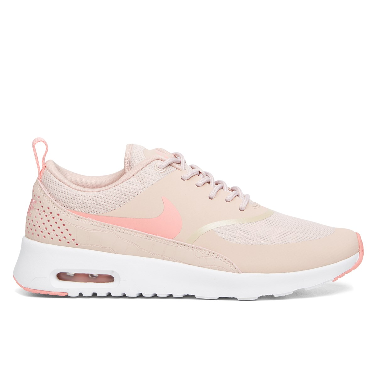 women 39 s air max thea light pink sneakers little burgundy. Black Bedroom Furniture Sets. Home Design Ideas