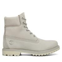Women's 6 Inch Premium Waterproof Light Grey Boot