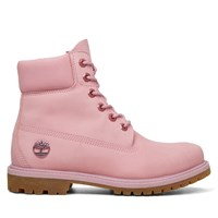 Women's 6 Inch Premium Waterproof Pink Boot